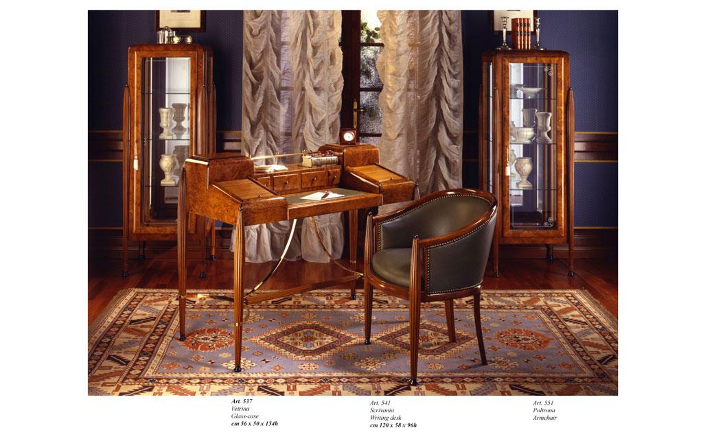 Мебель в гостиную на заказ из Италии