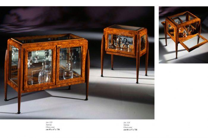 Коллекции Art Deco и Oxford